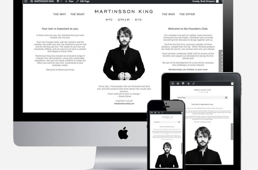 Martinsson King